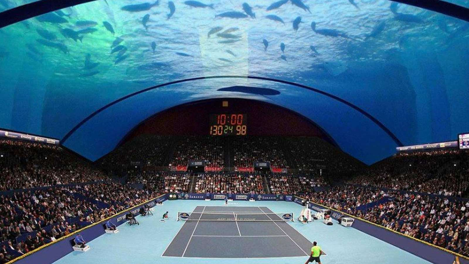 fuzzy secrects of the tennis ball spyn 8 amazing tennis courts from around the world