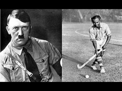 Dhyan Chand, Hockey legend, Indian Sports, Hitler, Inspiration, Doer