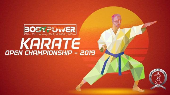 Bodypower Karate Championship 2019